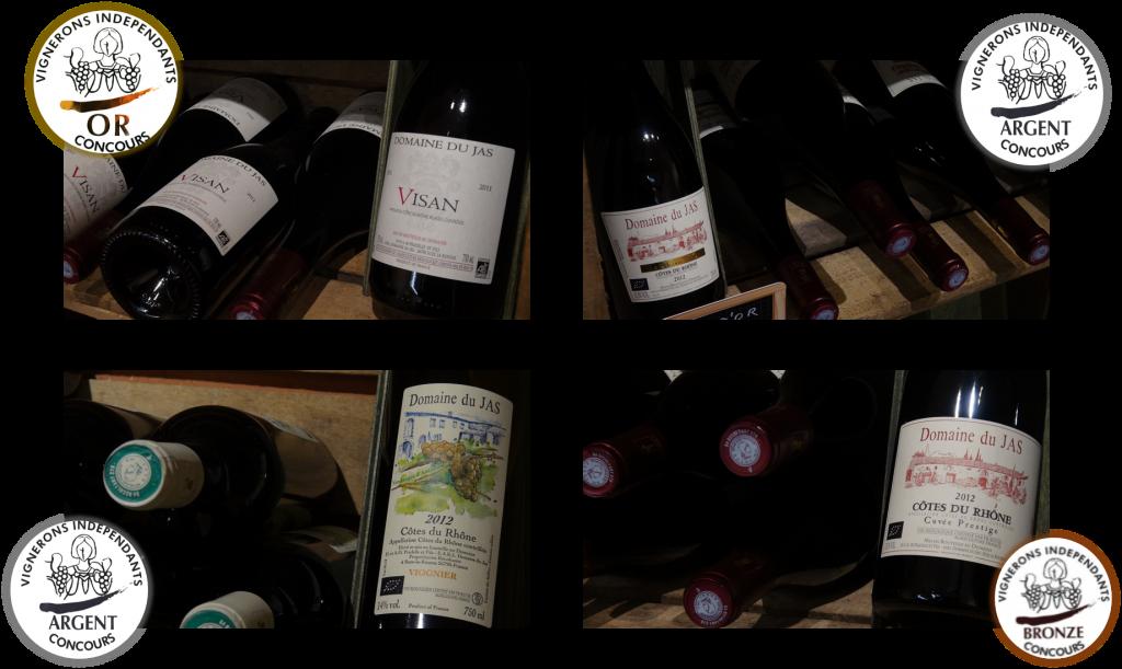 Concours des Vignerons Indépendants 2014