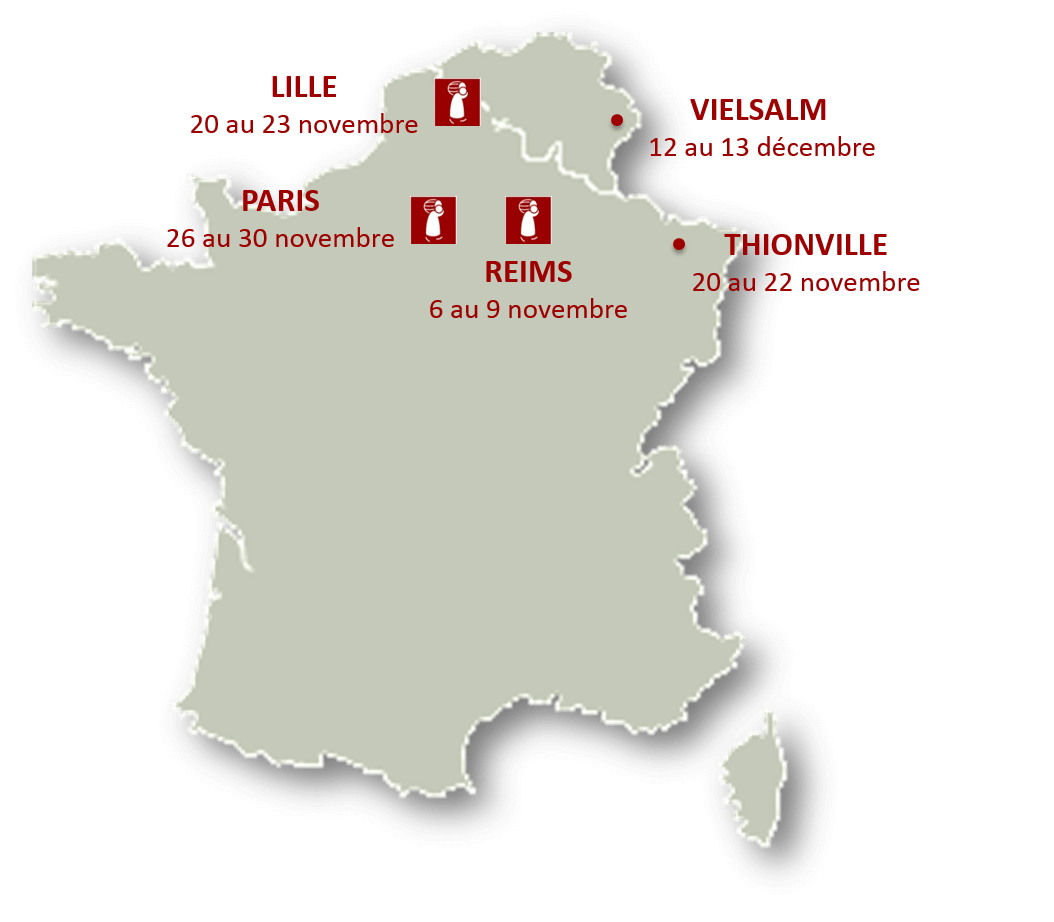 Domaine du jas hubert pierre pradelle vignerons ind pendants suze la rousse - Salon des vignerons independants nice ...