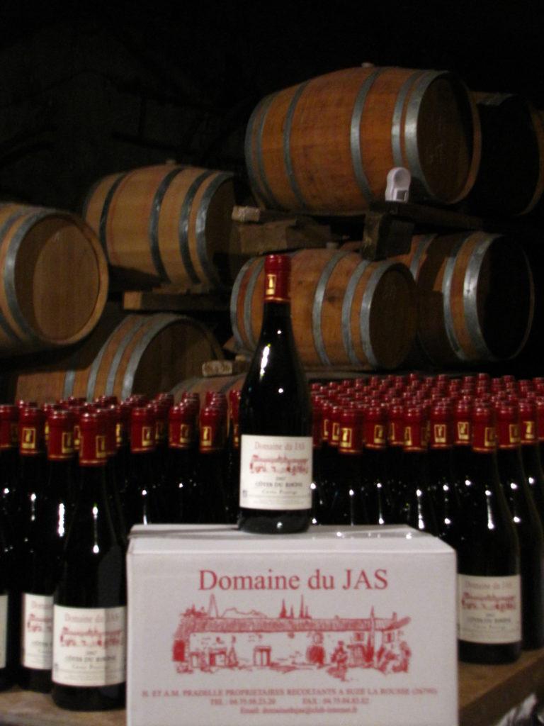 Salon des vins automne 2011