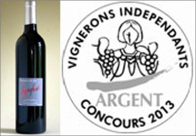Concours des vignerons indépendants - Avril 2013