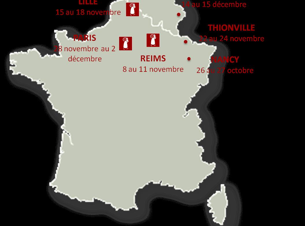 Salon des vins  - Automne 2013