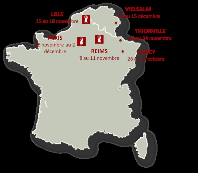 Salon des vins  – Automne 2013