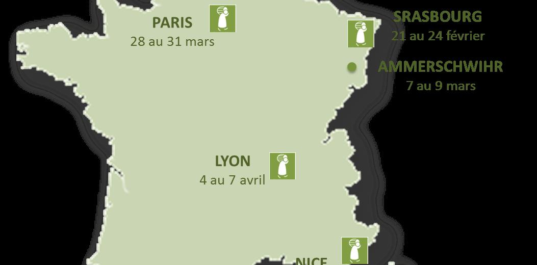 Salon des vins - Printemps 2014