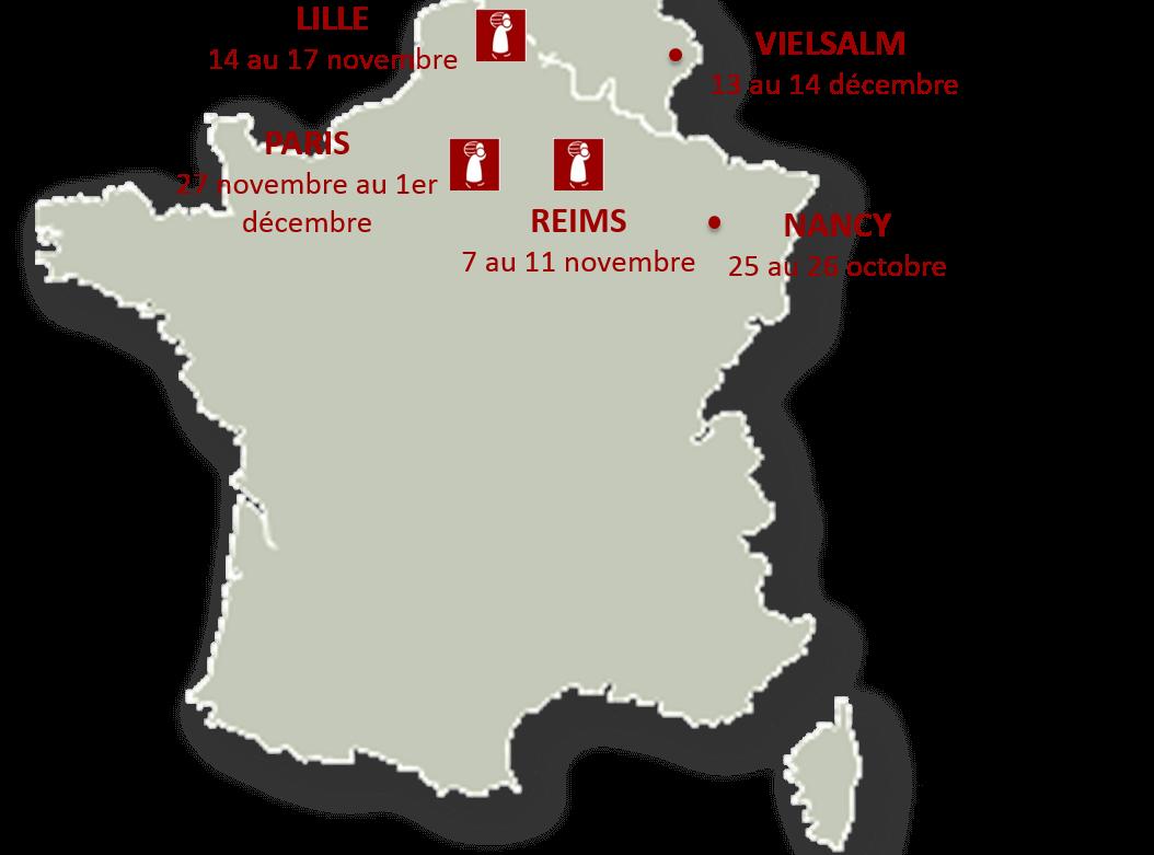 Salons des vins - Automne 2014