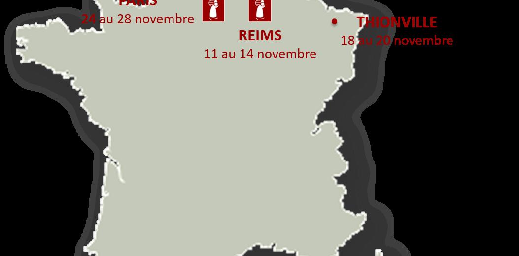 Salons - Automne 2016
