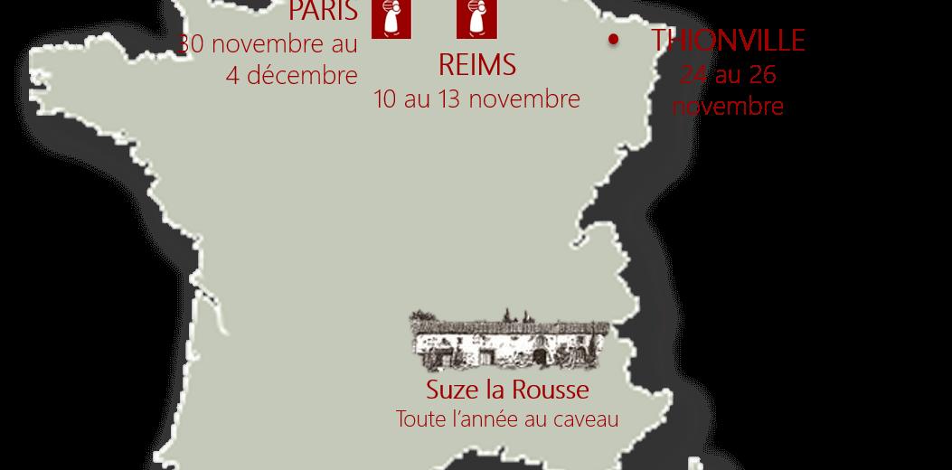 Salon des Vins - Automne 2017